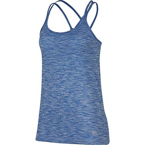 Nike Damen W NK DF Knit Tank Trainingstanktop, Häherblau/Hydrogen blau, M