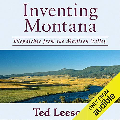 Inventing Montana  By  cover art