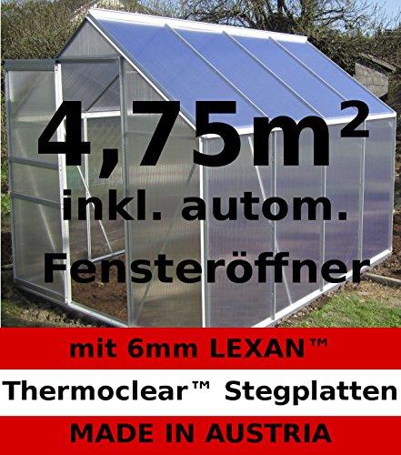 2. ASS Aluminium Tomatenhaus