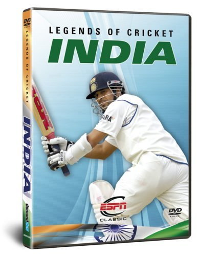 Legends of Cricket - India [DVD] [UK Import]