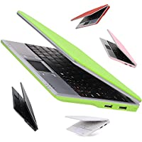 "EPC 701 - Netbook de 7"" (512 MB RAM, 4 GB, WiFi, Android), Verde"