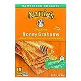 Organic Honey Graham Cracker Food Items cannot be return