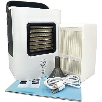 KTLF-LEI Aire Acondicionado Portátil-Climatizador Evaporativo, 3 ...