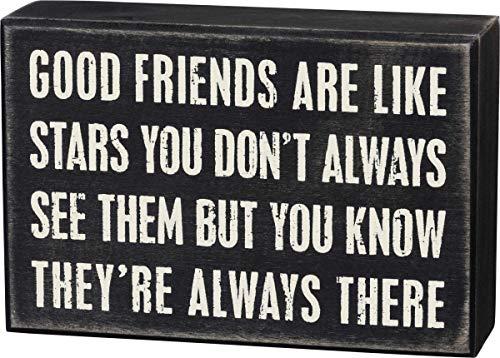 Good Friends Sign