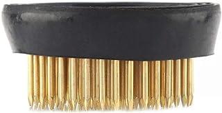 Base en Alliage de Plomb Japonais de Haute qualité Ikebana Kenzan, Broche d'arrangement de Fleur(50mm Diameter Copper Need...