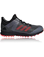 Adidas Zone Dox Hockeyschoenen - Outdoor schoenen - zwart - 44 2/3
