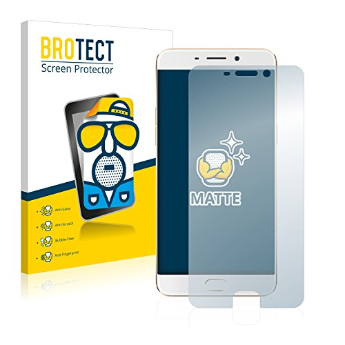 BROTECT 2X Entspiegelungs-Schutzfolie kompatibel mit Oppo F1 Plus Bildschirmschutz-Folie Matt, Anti-Reflex, Anti-Fingerprint