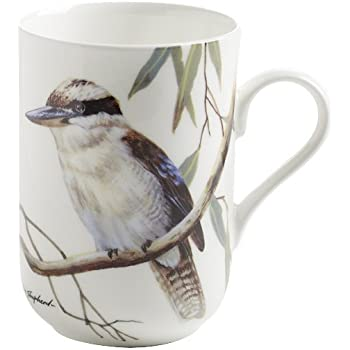 Maxwell /& Williams Becher 350 ml ROSELLASITTICH Birds of Australia Bone Chin