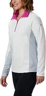 Women's Glacial Iv Half Zip, Soft Fleece with Classic Fit