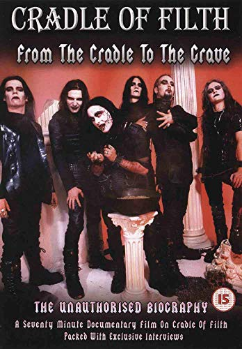 Cradle Of Filth - From The Cradle To The Grave [Alemania] [DVD]