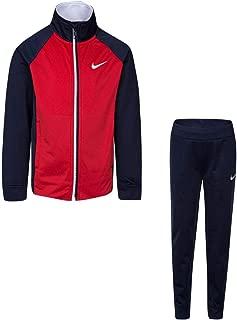 Boys 4-7 Raglan Zip Track Jacket & Pants Set