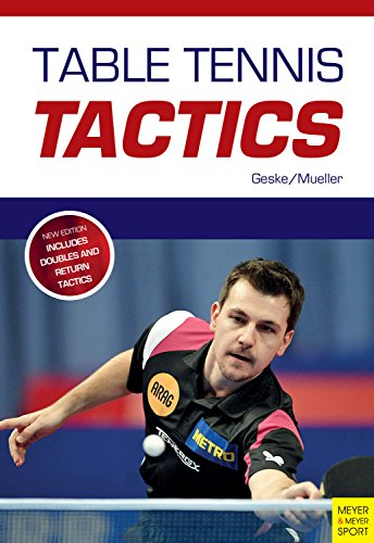 Table Tennis Tactics: Be A Successful Player (English Edition)