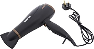 Geepas Hair Dryer - GH8643, Black