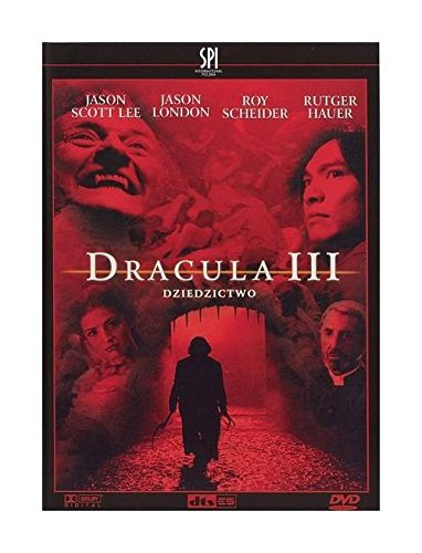 Wes Craven präsentiert Dracula III - Legacy [DVD] [Region 2] (IMPORT) (Keine deutsche Version)