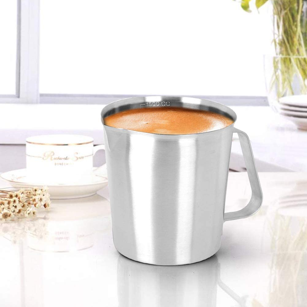 Coffee Ranking TOP7 Accessories Milk Frothing Cup Mil Recommended high comfortable sturdy