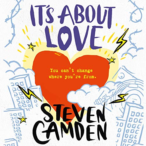 It's About Love audiobook cover art