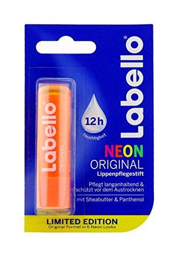 Labello NEON Original Lippenpflegestift,4.8g