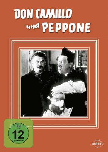 Don Camillo und Peppone [Alemania] [DVD]