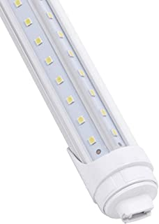 White Light LED Lights T8 5W 400LM LED Light Tube Lamp 6000-6500K Color : Color2 Length: 30cm LED Light bulbs