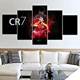Segeltuch HD Wandkunst Modular Bild Moderne Dekoration 5