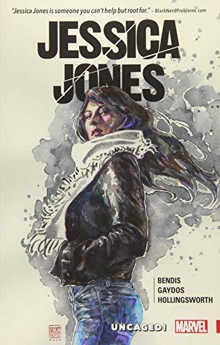 Jessica Jones, Volume 1: Uncaged!