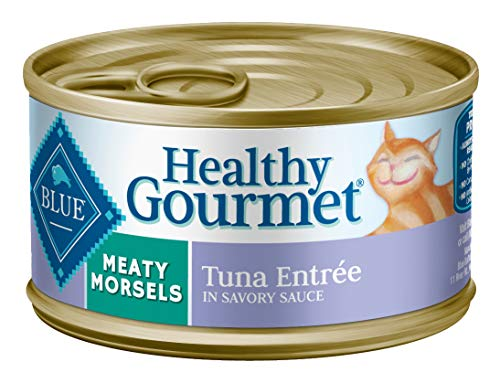 Blue Healthy Gourmet Cat Food Ingredients