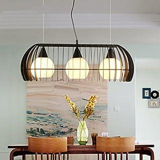 Retro Creative Iron Three Modern Personality Iron Industry Wind Lamps