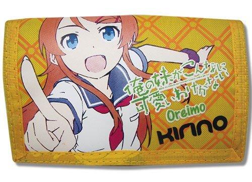 Great Eastern Entertainment Oreimo Kirino Tri-Fold Wallet