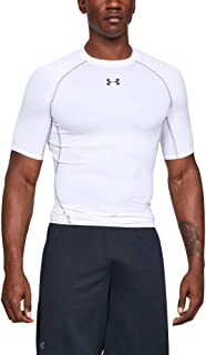 Men's HeatGear Armour Short Sleeve Compression T-Shirt