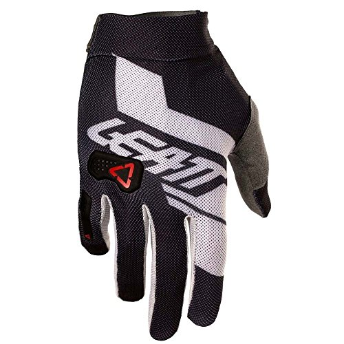 Leatt GPX 2.5 X-Flow - Guantes para motocross (talla X), color negro y blanco