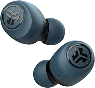 JLab Audio Go Air True Wireless Bluetooth Earbuds + Charging Case | Dual Connect | IP44 Sweat Resistance | Bluetooth 5.0 C...
