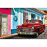 GREAT ART® XXL Poster – Oldtimer in Havanna