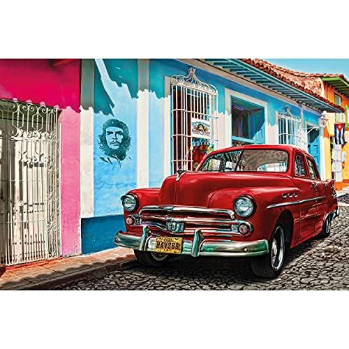 GREAT ART -   Fototapete  Cuba
