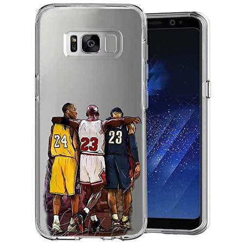 RY Samsung Galaxy S7 Edge Covers, Antiurto e AntiGraffio TPU Trasparente Samsung Cover [ASDF400022]