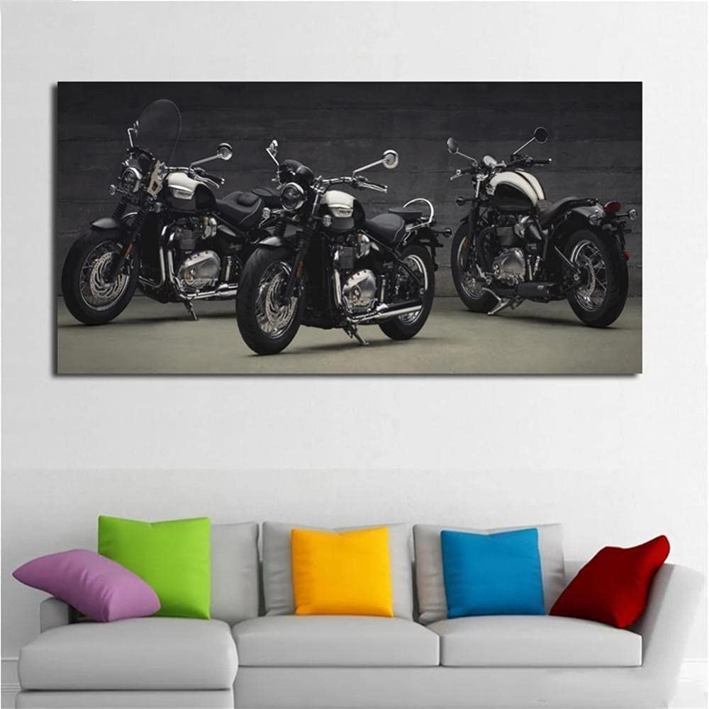 DIY 5D Diamond Painting by Number Kits Motorcycle Complete Free Shipping Drill Full Dia Award