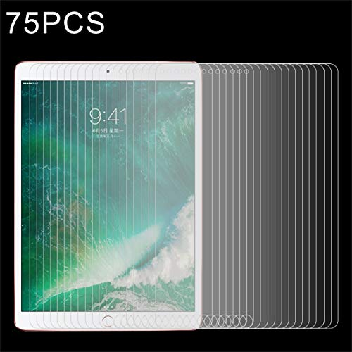 Amazing Deal WanShiHengTong Phone Protection Ec 75 PCS for iPad Pro 10.5 inch 0.3mm 9H Surface Hardn...