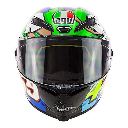 AGV Valentino Rossi Edición limitada de carbono pista GP R Mugello 20