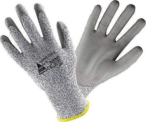 Hase Profi Arbeits-handschuhe MEDIO CUT 5 Sicherheitshandschuhe, schnittfest - Größe: 10