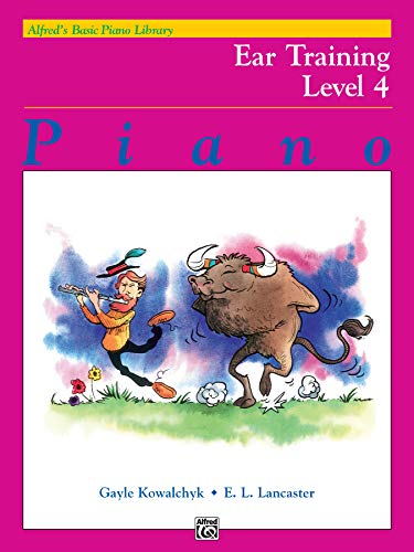 Price comparison product image Alfred's Basic Piano Library Ear Training,  Bk 4