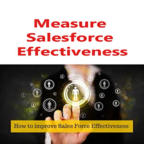 Measure Salesforce Effectiveness audiobook cover art