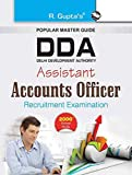 DDA: Assistant Accounts Officer Recruitment Exam Guide (English Edition)
