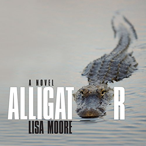 Alligator audiobook cover art