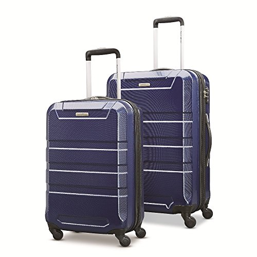 Samsonite Invoke 2 Piece Nested Hardside Set (20'/24'),...