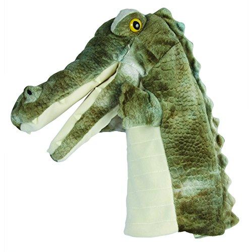 The Puppet Company PC008010 Krokodil Handpuppe