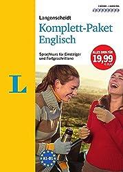Komplett Paket Englisch Langenscheidt