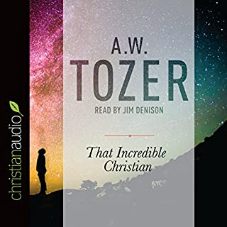 That Incredible Christian audiobook cover art