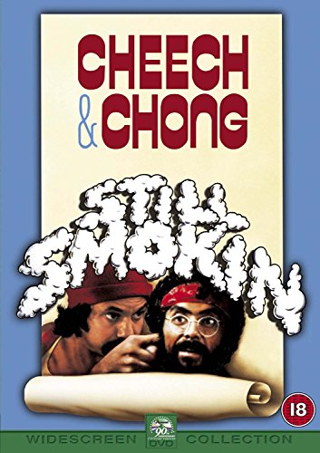 Cheech & Chong-Still Smoking [Reino Unido] [DVD]