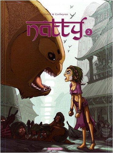 Natty - tome 2 - NATTY T2