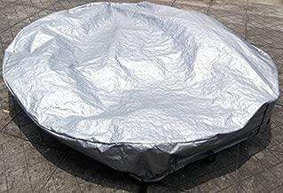 Round hot tub Cover Cap Dia 81
