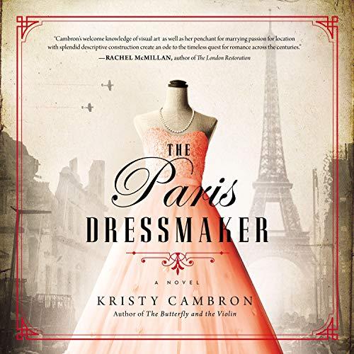 The Paris Dressmaker  By  cover art